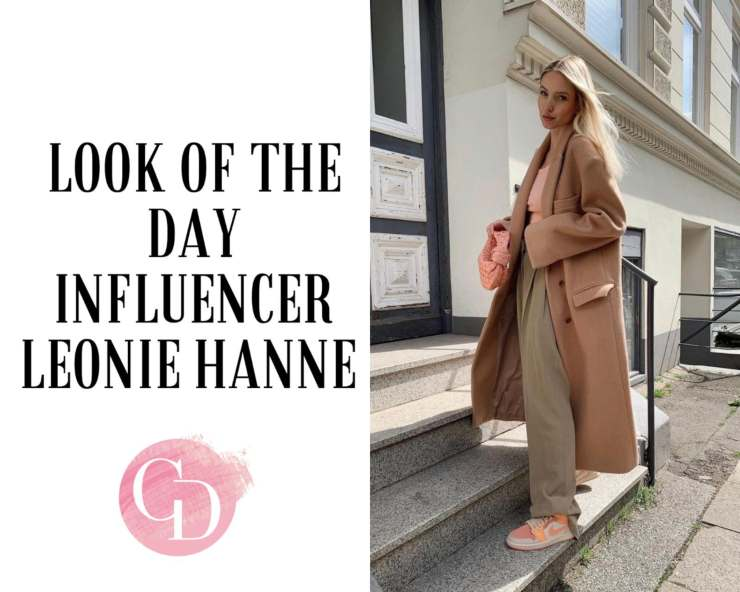 look of the day influencer