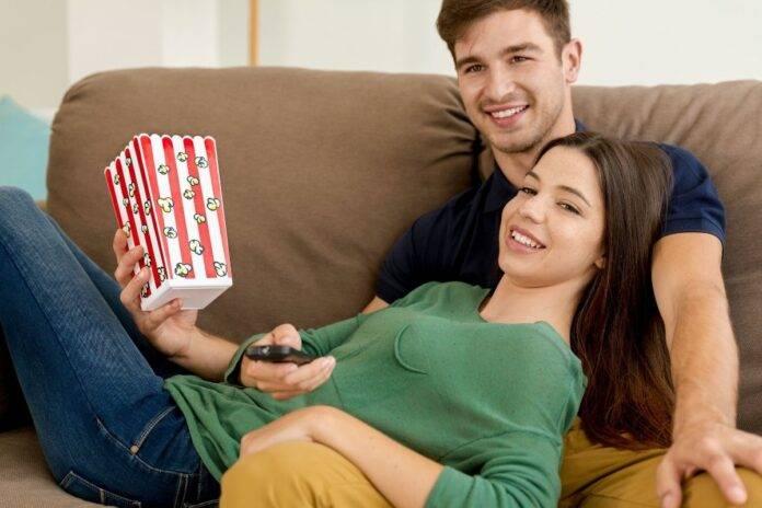 coppia tv casa