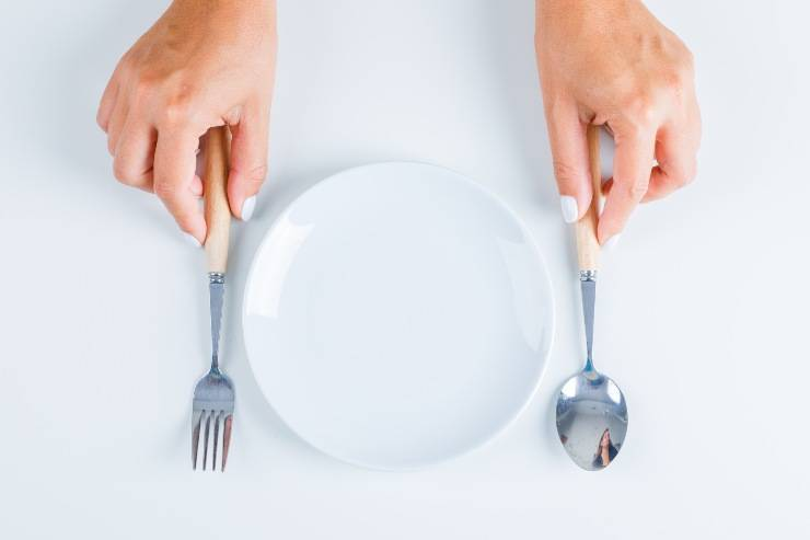 piatto vuoto