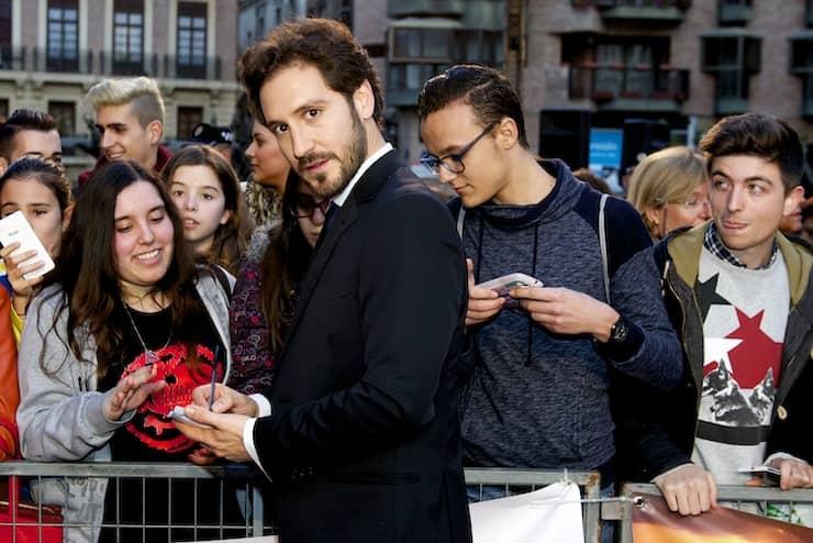 Tristan de Il Segreto, cosa fa oggi Alex Gadea (Getty Images)