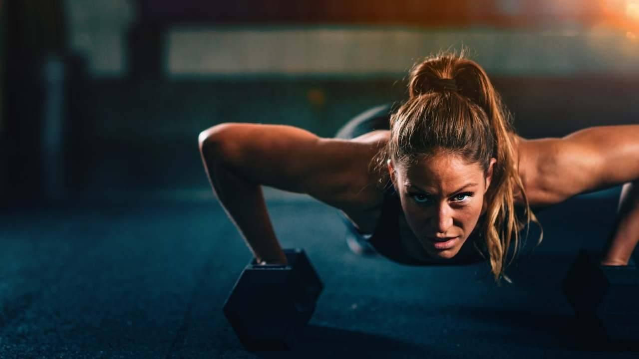 consumare calorie post allenamento