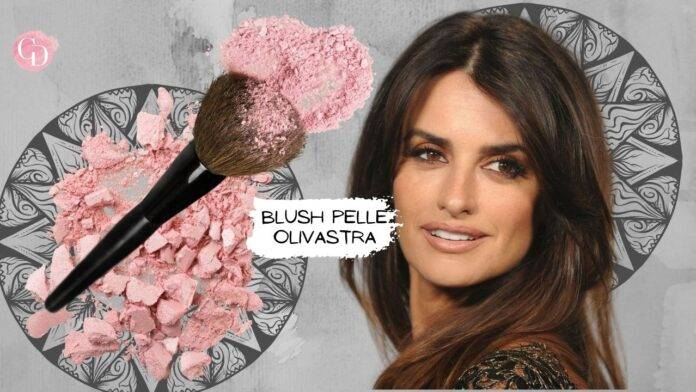blush pelle olivastra