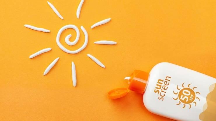 crema protezione solare