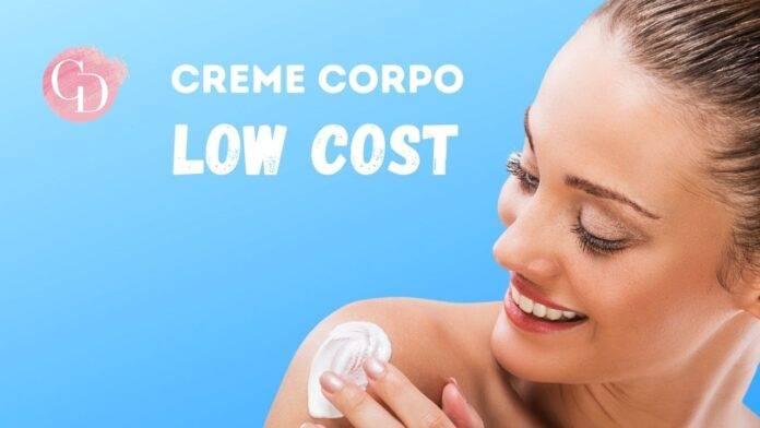 creme corpo low cost