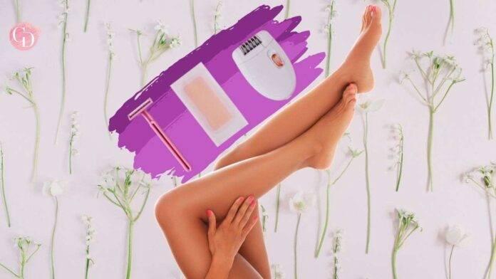 depilazione gambe pelle