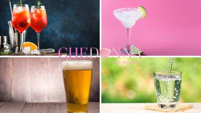 test della personalità drink
