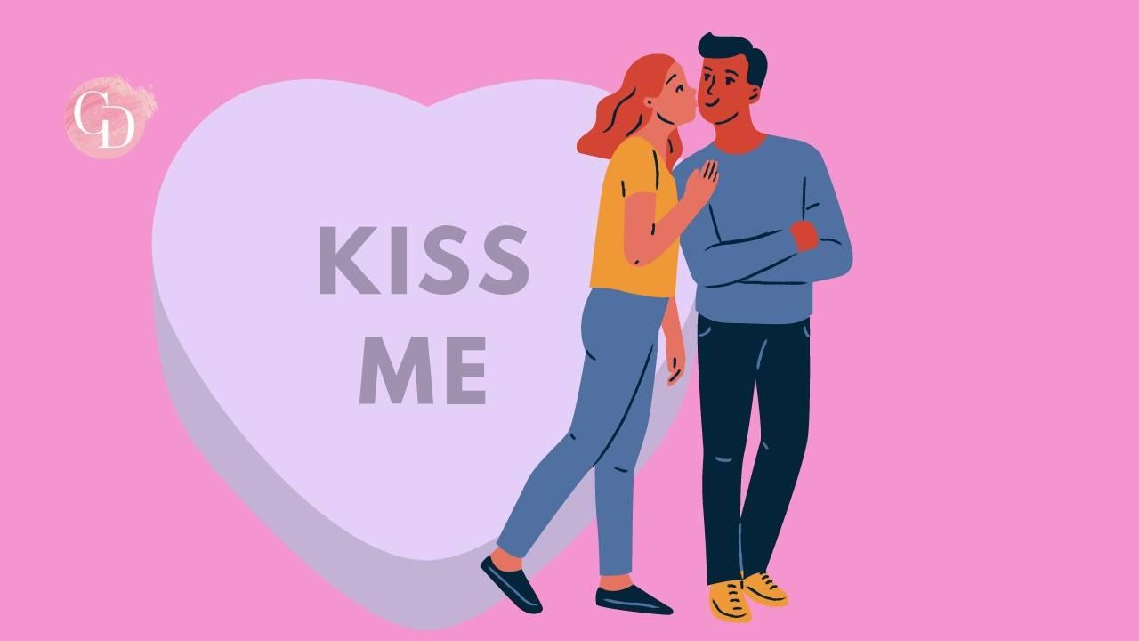 come baciare
