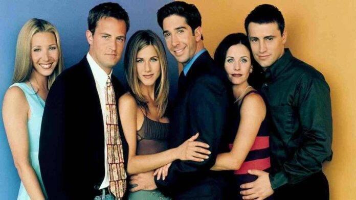 cast di friends