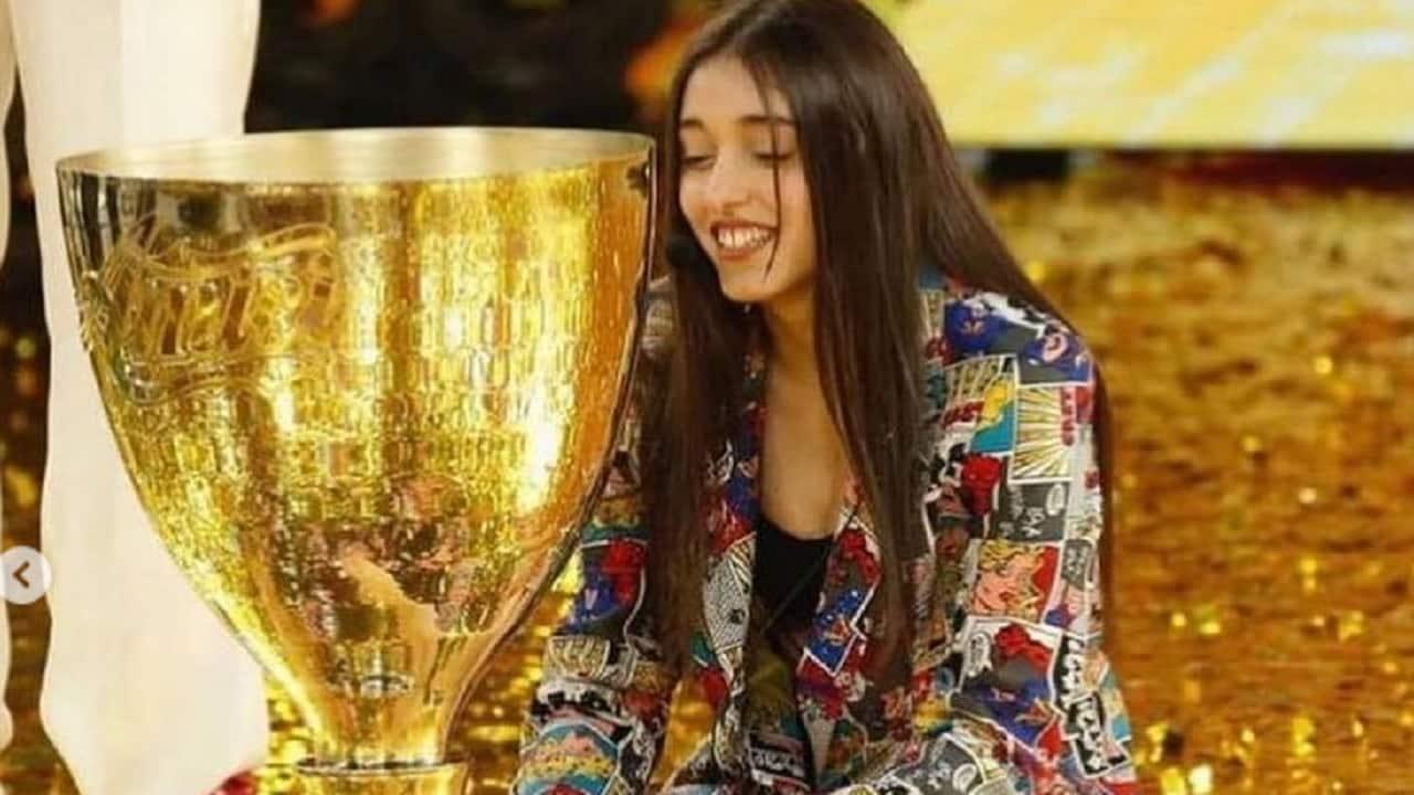 Giulia Stabile, le prime parole dopo la vittoria ad Amici: brividi e lacrime