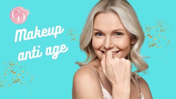 makeup anti age evidenza
