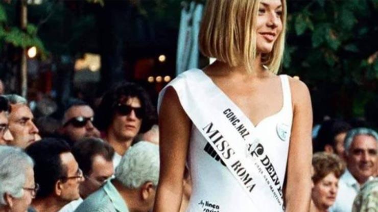 Giulia Montanarini showgirl ex miss italia