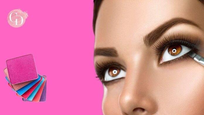 occhi distanti makeup