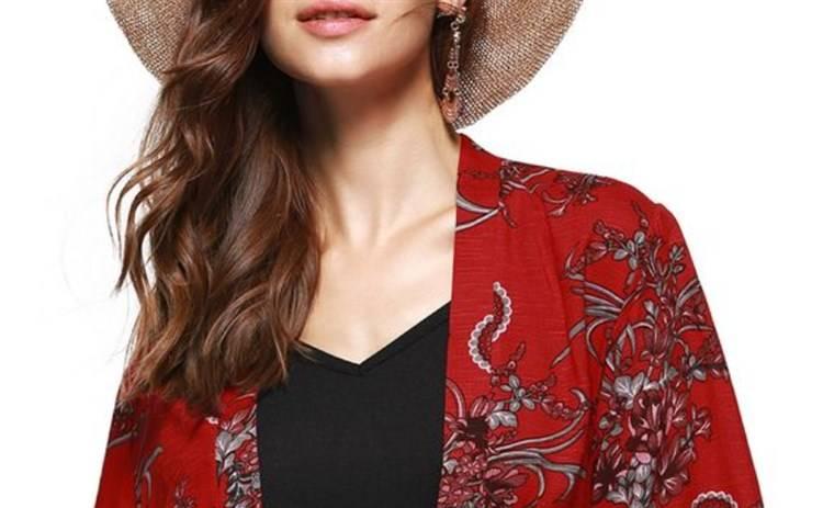 Giacche kimono fianchi larghi