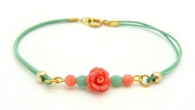 braccialetti colori pastello