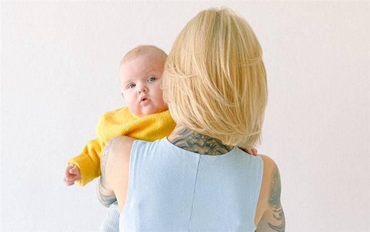 paura di diventare mamma