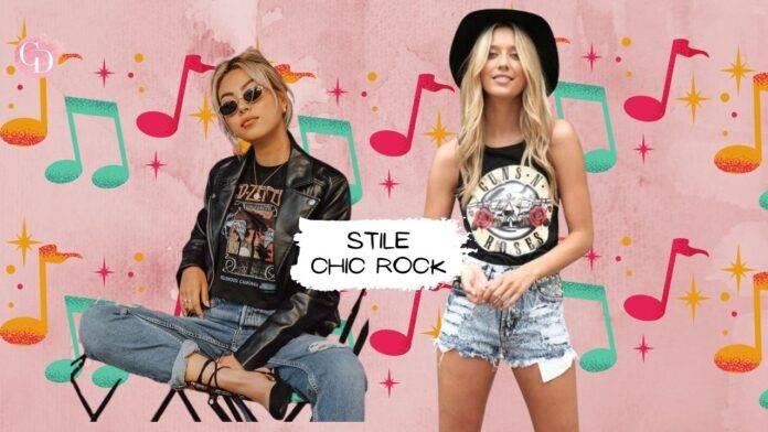 stile chic rock