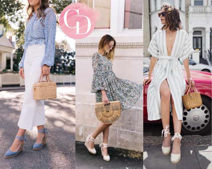 look of the day espadrillas e zeppe