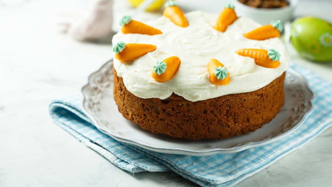 torta di carote errori