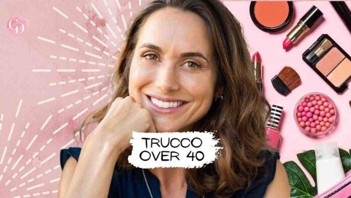trucco over 40