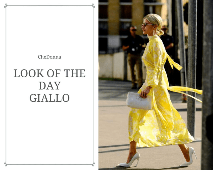 look of the day giallo