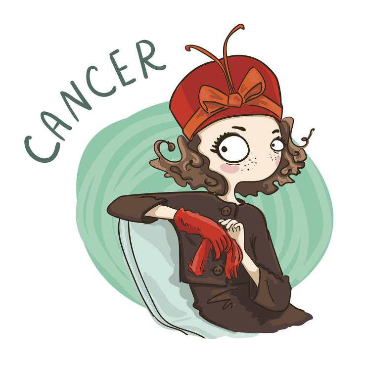 segno cancro