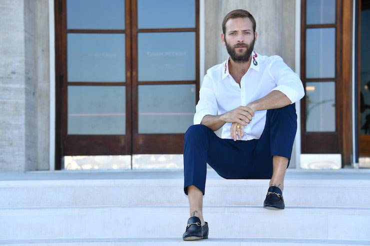 Alessandro Borghi (Getty Images)
