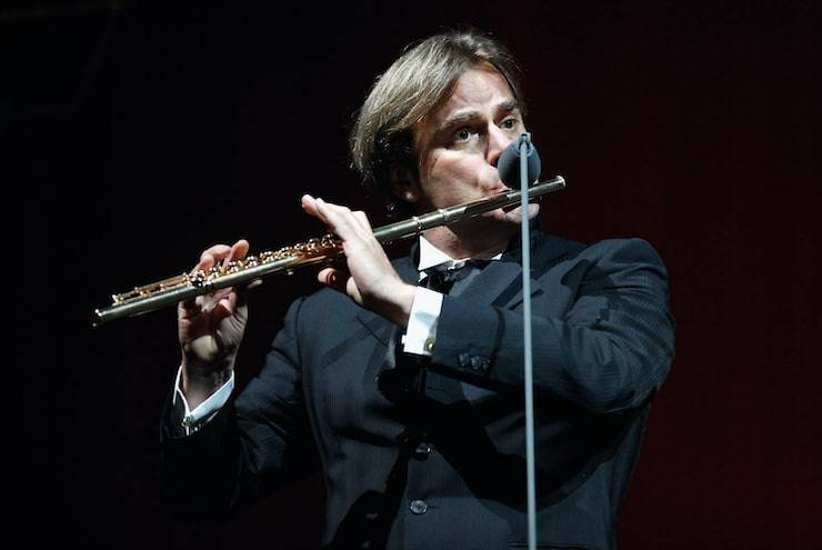 Andrea Griminelli album (Getty Images)