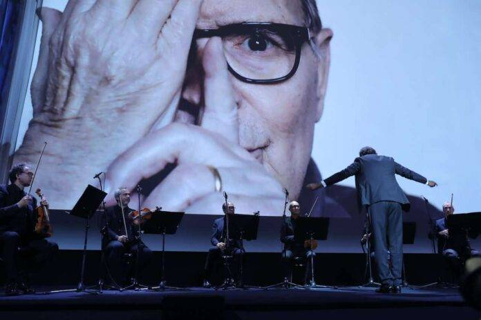 Andrea Morricone musica (Getty Images)