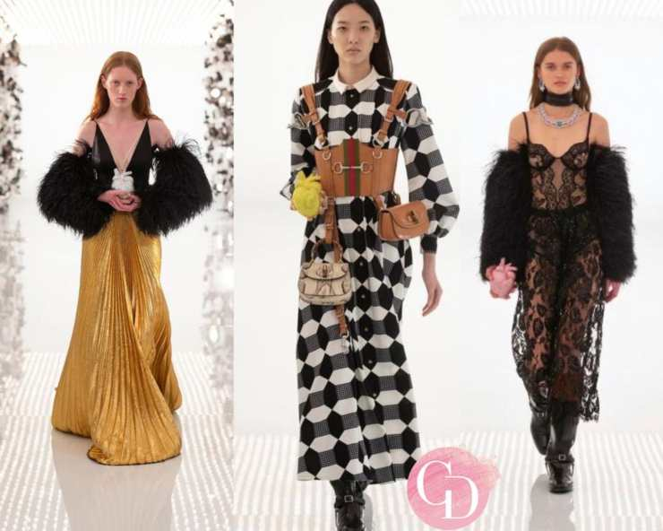 Aria nuova collezione Gucci
