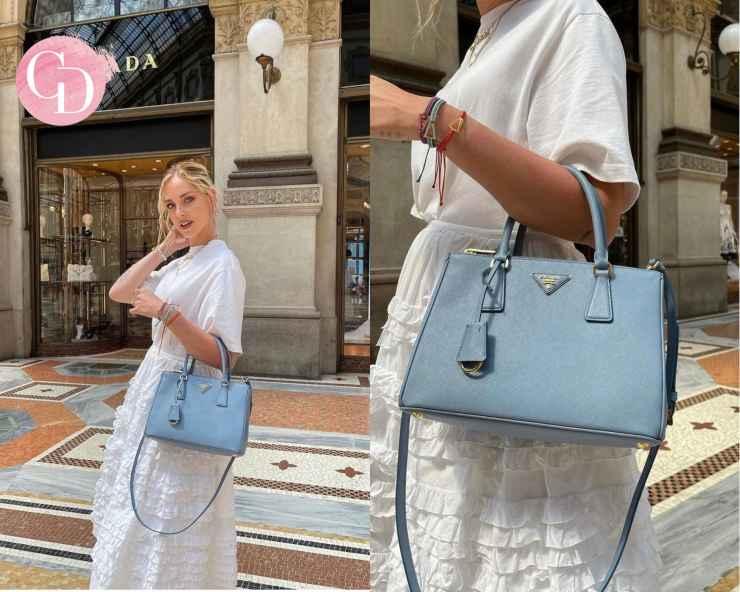 Galleria Prada Bag Chiara Ferragni