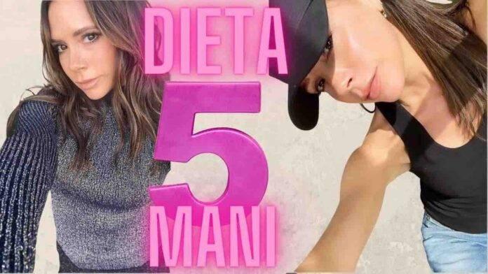 dieta 5 mani