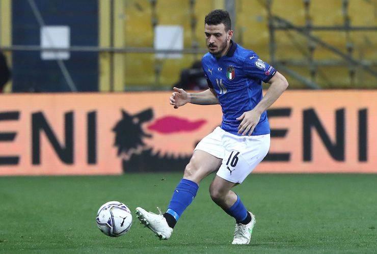Florenzi azzurri (Getty Images)