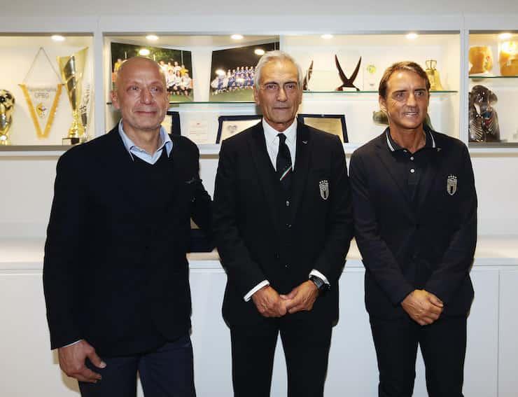 Gianluca Vialli e Roberto Mancini La bella stagione (Getty Images)