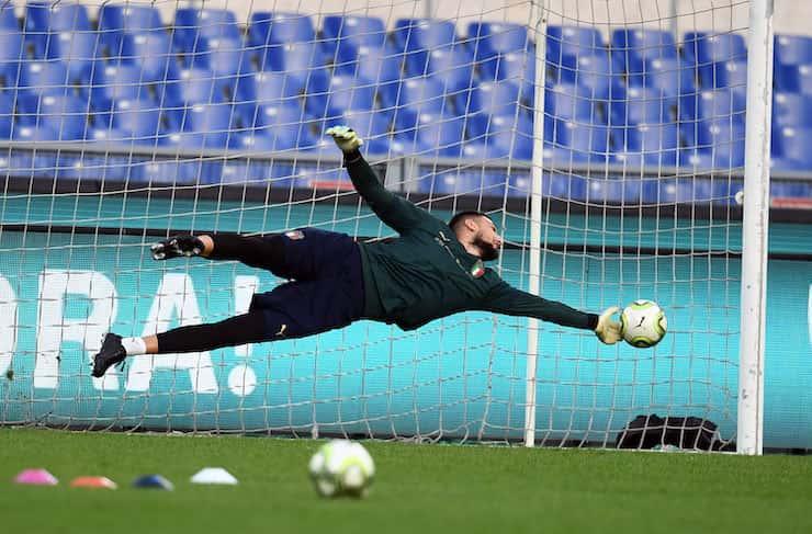 Gianluigi Donnarumma PSG (Getty Images)