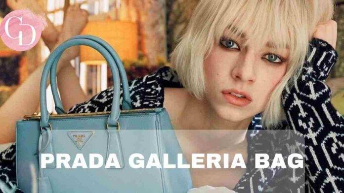 Galleria Bag Prada