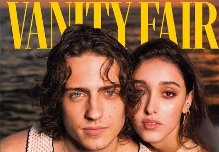 sangiovanni e giulia stabile copertina vanity fair