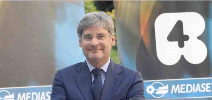 Paolo Del Debbio Rete 4 (Getty Images)