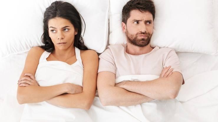 chiedere quello che vuoi al partner