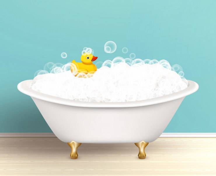 bagno benefici