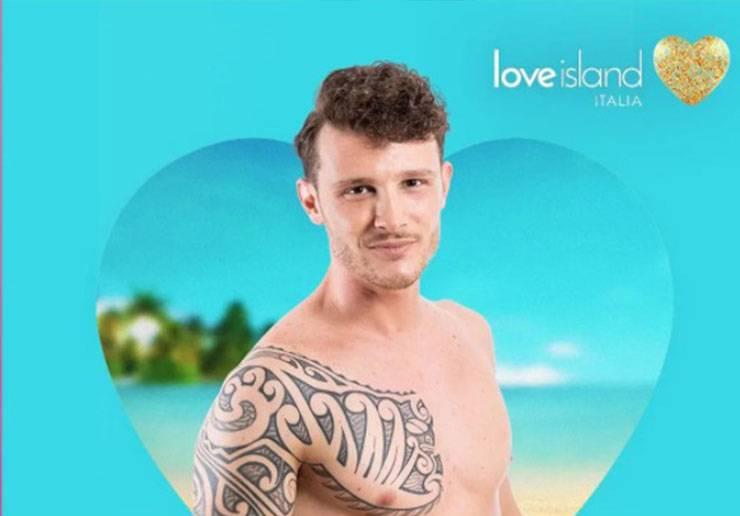 cesare love island