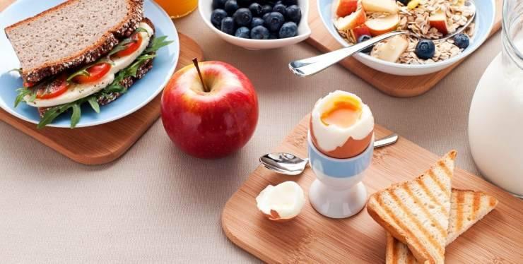 abbinamenti cibi colazione