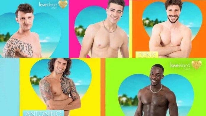 love island ragazzi