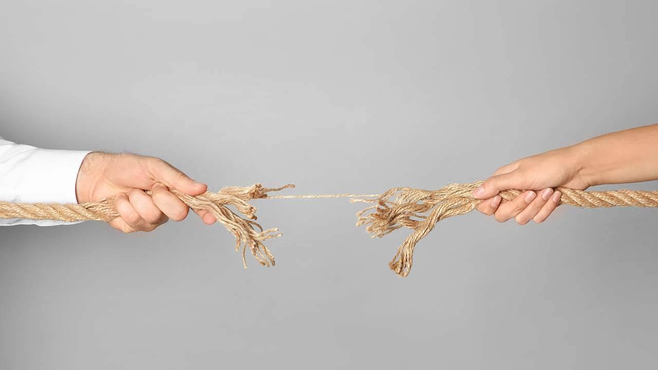 Disimpegno, un errore che distrugge moltissime coppie