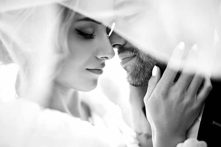 coppia matrimonio intimità