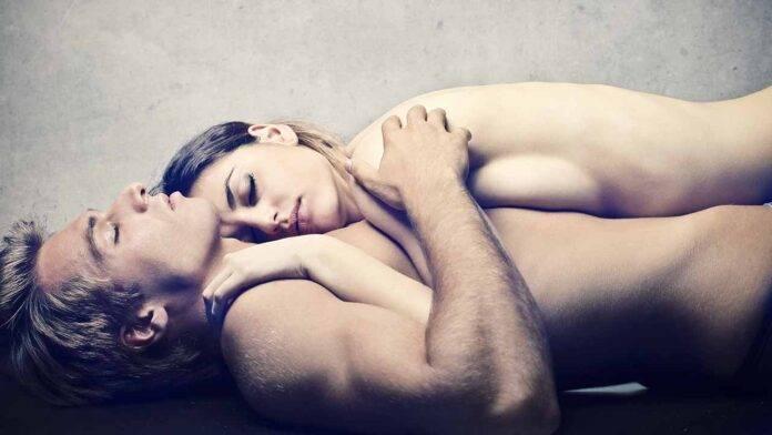 Coppia in intimità