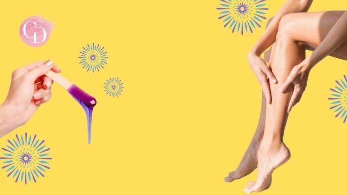 gambe donna ceretta