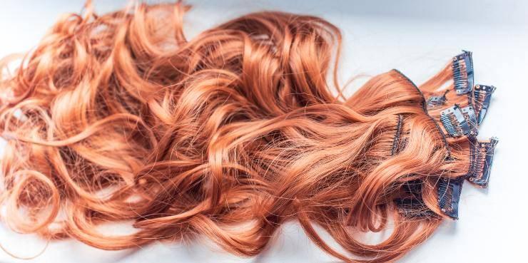 extension capelli a clip