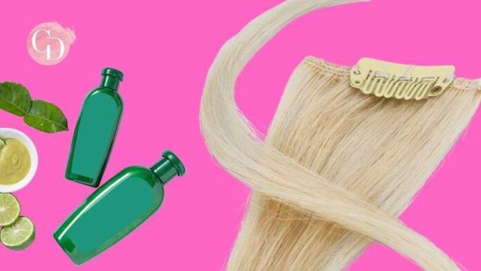 extension a clip lavaggio