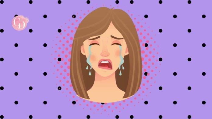 piangere durante l'intimità