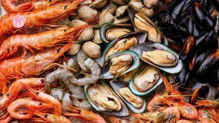 pulire bene frutti di mare